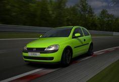GT5 | Opel Corsa Comfort 1.4