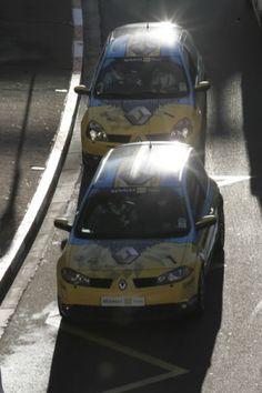 Renault Megane, Clio F1.