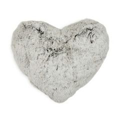 Heart fur scatter cushions! Gift ideas for Mother's Day! #mothersday #giftideas #scattercushion #fur #decor #Woolworths #Woolworths_SA  http://www.woolworths.co.za/store/prod/Woolworths-New/Mother-s-Day/Gifts-under-R200/Heart-Fur-Scatter-Cushion/_/A-502877242