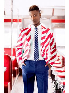 Check out United States OppoSuit | Patriotic Costumes & Accessories from Wholesale Halloween Costumes