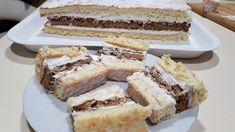 Romanian Desserts, Romanian Food, Romanian Recipes, Tiramisu, Deserts, Dessert Recipes, Cooking Recipes, Tasty, Sweets