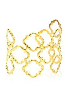 KiraKira Gold Marrakech Cuff