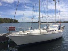 1986 Amel Sharki 39 Sail Boat For Sale - www.yachtworld.com