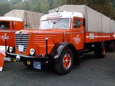 Büssing 8000 Lastwagen (1950–1954)                                                                                                                                                                                 Mehr