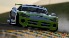 1.Dodge Viper photo take by me in forza 4 motorsport (xbox 360) Design was copy by me taken a picture of real team car