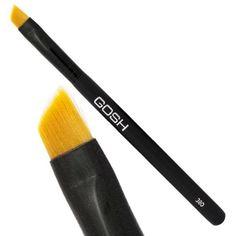 GOSH Eyeliner Brush Slanted Fine.