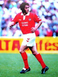 Paulo Sousa del Benfica 1992/93.