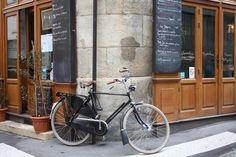 la bicyclette - Paris - France