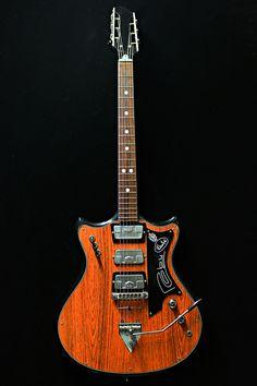 Wandre Roby Naturelle de 1960's | Guitare Collection