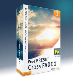 Free Lightroom Preset: Cross Fade 1