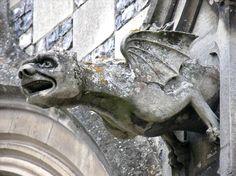 Gargouille sur Fotopedia