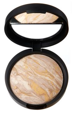 Laura Geller Makeup 'Balance-n-Brighten' Baked Color Correcting Foundation. THE BEST compact foundation with the perfect inner healthy looking glow... Reviews are amazing on this foundation
