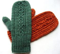 Looking for your next project? You're going to love Ramble On Mittens by designer Knitwich. - via @Craftsy