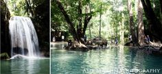 Erawan falls Kanchanaburi, Thailand   www.raddestphototripever.com