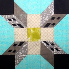 Farmer's Daughter's New Neighborhood–52 Blocks Twisted Tradition Quilt Along | Persimon Dreams