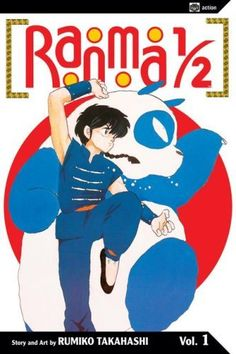 Ranma 1/2, Vol. 1 (Library Edition) by Rumiko Takahashi. $12.85. 304 pages. Publication: January 8, 2008. Series - Ranma 1/2 (Book 1). Author: Rumiko Takahashi. Publisher: VIZ Media LLC (January 8, 2008)
