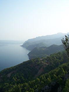 Coastal Route to Valledemosa