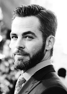 Seriously. The beard.