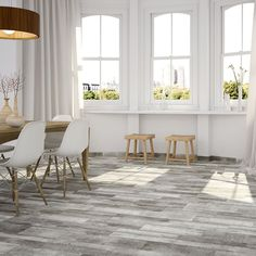 Argent Sanded Wood Effect Tiles Abrade Wood Effect Tiles 500x175x8mm Tiles