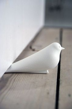 So many things for the home made entirely by a 3d printer! This is the cutest little doorstop EVER