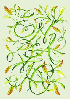 Create Elegant Leafy Lettering in Photoshop – Tuts  Premium Tutorial