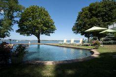 【スライドショー】NY郊外、海辺のホテル跡地に立つ邸宅