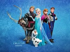 Frozen uma aventura congelante.