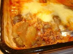MOUSSAKA (WW)