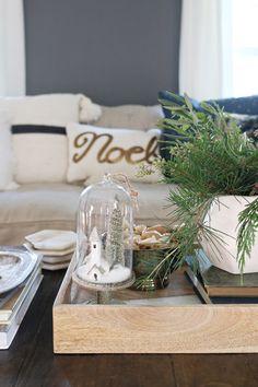 Christmas in the living room / jones design company