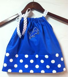 Blue dress 5t lion