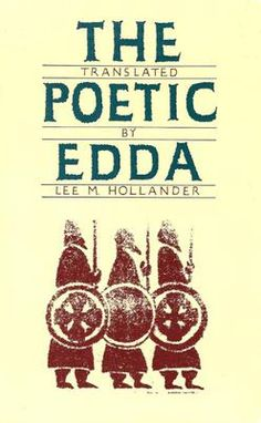Poetic Edda - Wikipedia