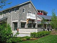 Museum and Visitor Center: Gettysburg battlefield  Approximately 2 1/2 hours from Philadelphia; 1 hr 20 min from Lancaster area
