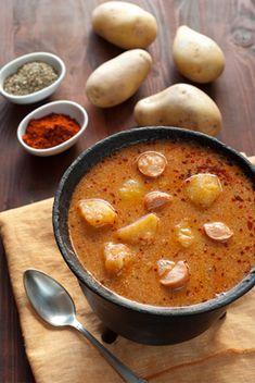 Meine Empfehlung fürs Silvesteressen: Kartoffelgulyas   Don Gusto/Rezepte