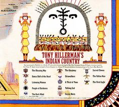 No other contemporary writer knows the Southwest like Tony Hillerman.