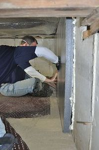 32 Best Diy Crawlspace Images Crawl Space