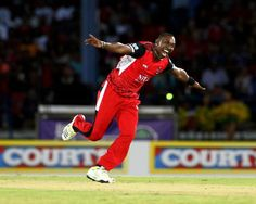 Dwayne Bravo from the Trinidad and Tobago Red Steel | CPLT20.com - Caribbean Premier League