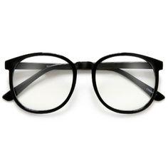 1aae2e6a4c Retro Round Horn Rimmed P3 Frame Eyewear Glasses