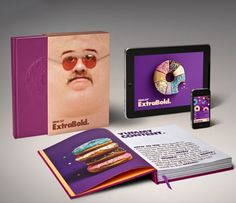 ExtraBold: It's more than a book  http://www.awwwards.com/books/extrabold-it-s-more-than-a-book.html#