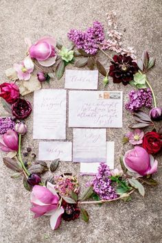 Jewel Tone Wedding Ideas