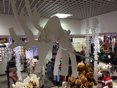 Beales - Southport - Christmas 2014