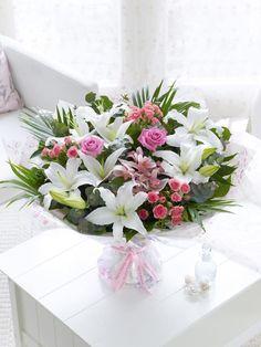 beautiful handtied bouquet
