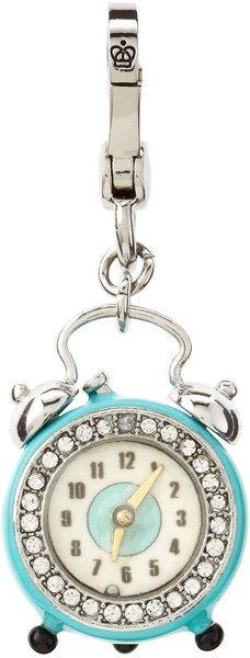 Juicy Couture Alarm Clock Charm