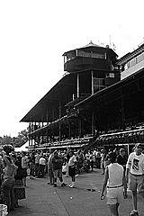 Saratoga Race Course Vintage