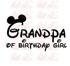 Disney+Iron+On+Transfer++Grandpa+Of+by+BrightLifePrintables,+$4.00