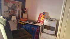 Camera da letto - angolo studio