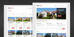 Pure Paradise - Clean Real Estate WordPress Theme