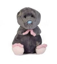 My Blue Nose Friends Mole Toy Soft Plush Collectable Gift Present4-Inch New