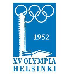 Olympic logo // Helsinki 1952 Summer Olympics