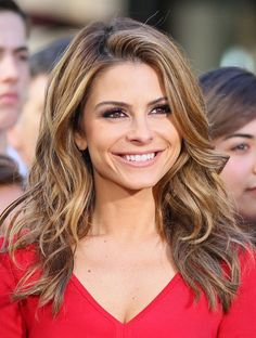 Maria Menounos - hair