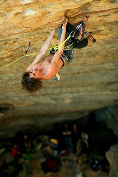 Dave Graham at Petzl RocTrip - Red River Gorge | Flickr - Photo Sharing!